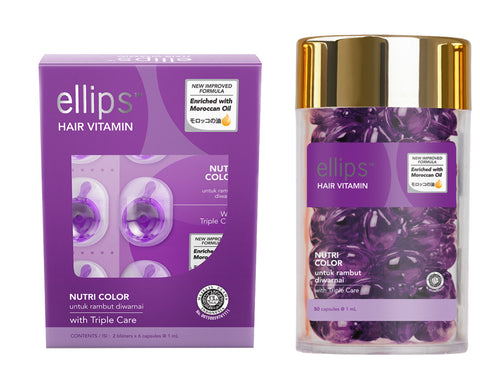 ellips Purple Nutri Colour