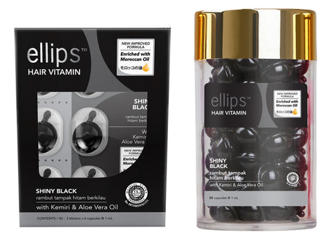 ellips Shiny Black