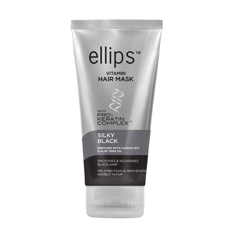 ellips Shiny Black Hair Mask
