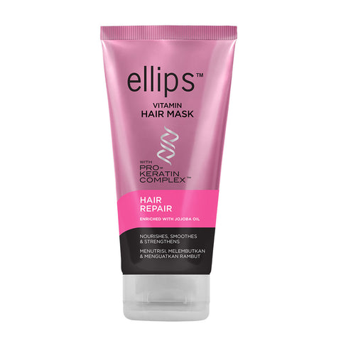 ellips Pink Hair Repair Mask