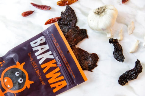 Spicy Chipotle Beef Snack Bak Kwa
