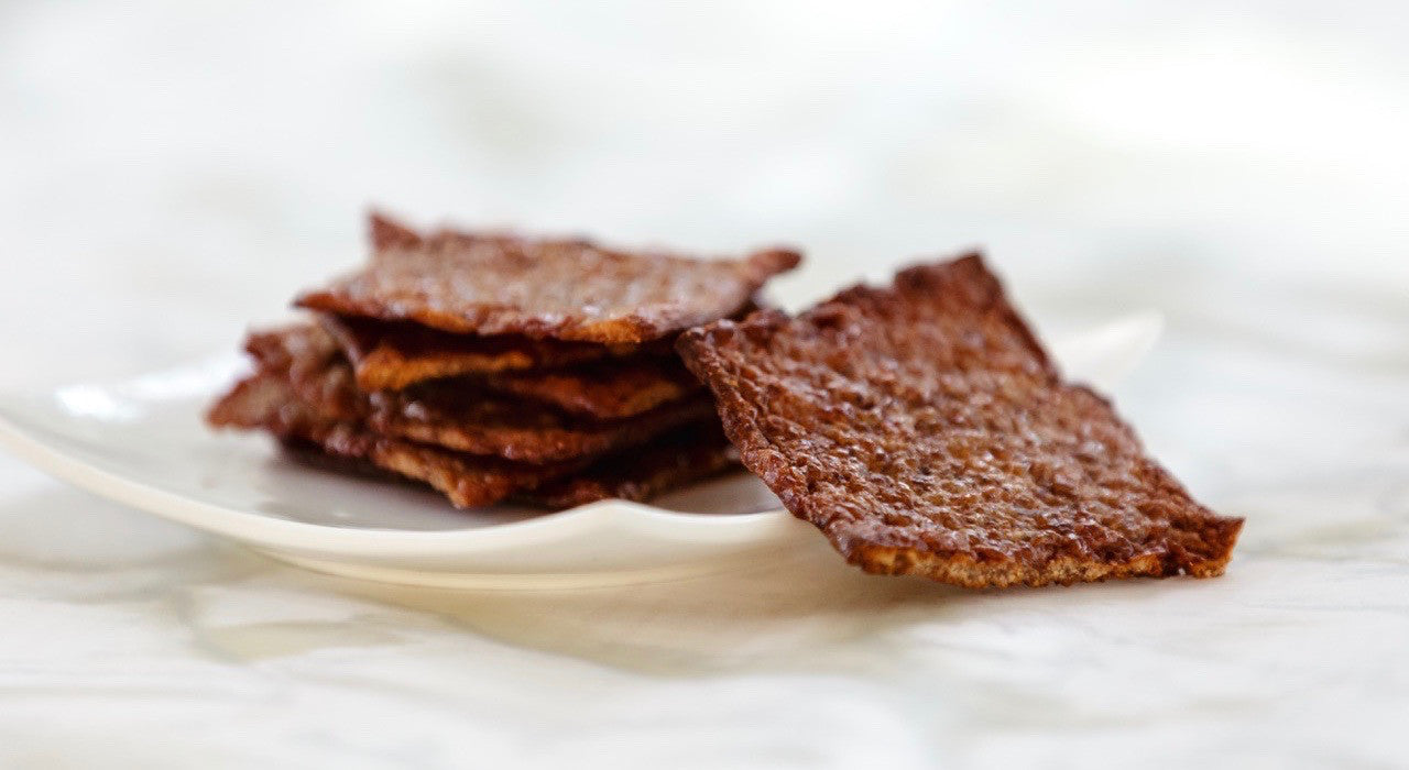 Succulent Turkey Bak Kwa. It's better than jerky!