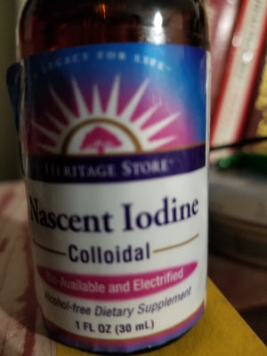 Nascent Iodine 200 servings