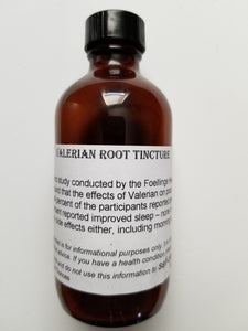 Organic Valerian Root liquid Extract (4 oz. )