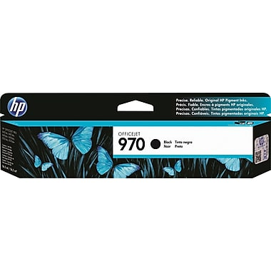 HP 970 (CN621AM) Black Original Ink Cartridge (3000 Yield)