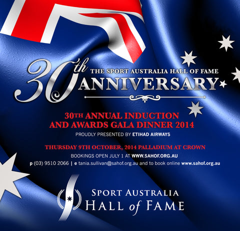 2014 Annual Dinner - Sporting Organisation / Not for Profit Organisation Tickets