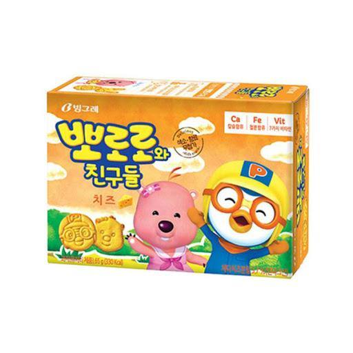 Binggrae Pororo and Friend Cheese (65g) - CoKoYam