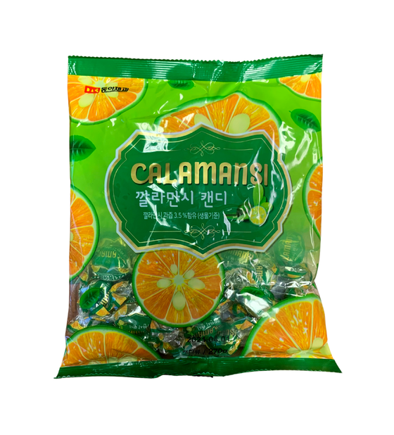 [Not Finished] Dong-A Calamansi Candy (270g) - CoKoYam