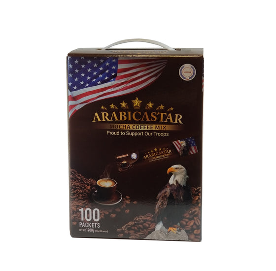 KOTUKU ARABICASTAR Mocha Coffee Mix (12gx100pk) - [Discounted Item] - CoKoYam