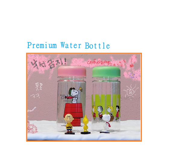 COKOYAM Snoopy Water Bottles (2 Sets)-[Discounted Item] - CoKoYam