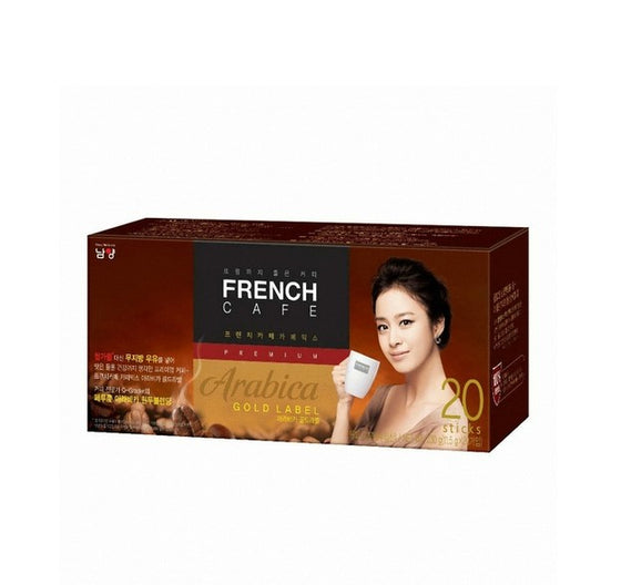 Namyang French Cafe Arabica Gold Label Coffee Mix (10.7gx20T) - CoKoYam