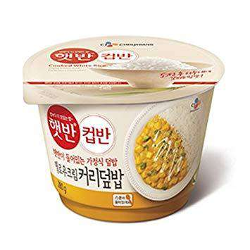 CJ Cup Ban Yellow Cream Sauce Curry (280g) - CoKoYam