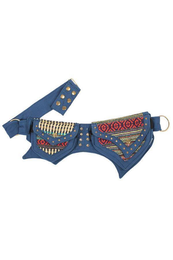 Jacquard Patch Festival Hip Belt - CoKoYam