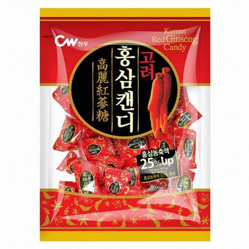 Chungwoo Korean Red Ginseng Candy (150g) - CoKoYam