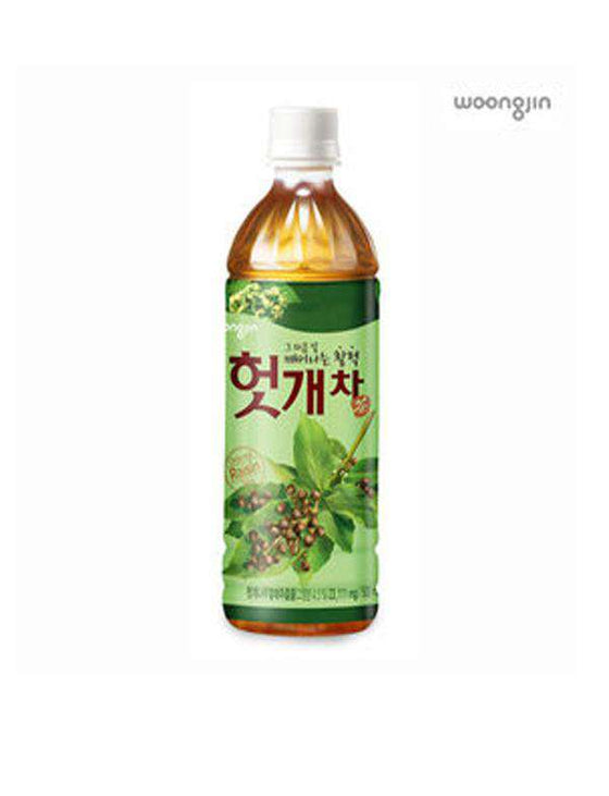 Woongjin Raisin Tea (500ml) - Maximum order: 6 - CoKoYam
