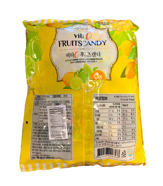 Dong-A Vita C Fruits Candy (700g) - CoKoYam