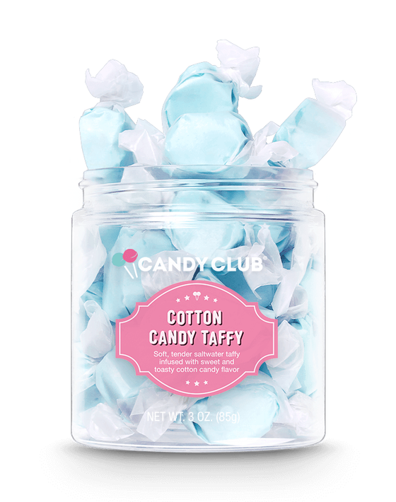 Candy Club Cotton Candy Taffy - CoKoYam