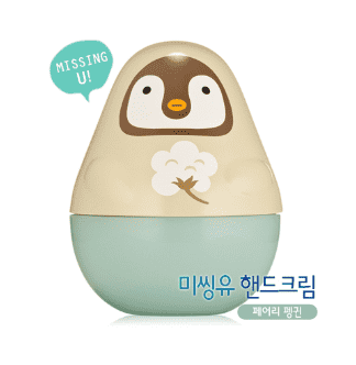 Etude House Missing U Hand Cream Fairy Penguin (30 ml) - CoKoYam