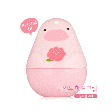 Etude House Missing U Hand Cream Pink Dolphin Story (30 ml) - CoKoYam