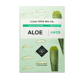 Etude House 0.2mm Therapy Air Mask #Aloe - CoKoYam