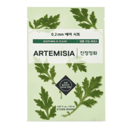 Etude House 0.2mm Therapy Air Mask #Artemisia - CoKoYam