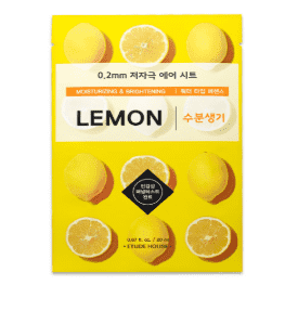 Etude House 0.2mm Therapy Air Mask #Lemon - CoKoYam
