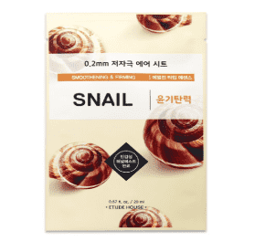 Etude House 0.2mm Therapy Air Mask #Snail - CoKoYam