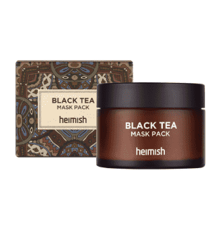 Heimish Black Tea Mask Pack 110ml - CoKoYam
