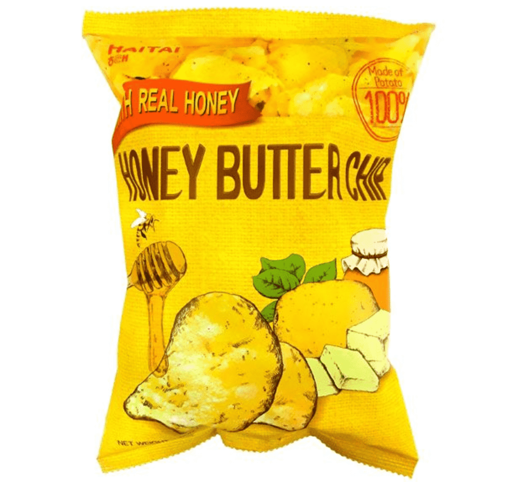 HaiTai Honey Butter Chip (60g, 120g) - CoKoYam