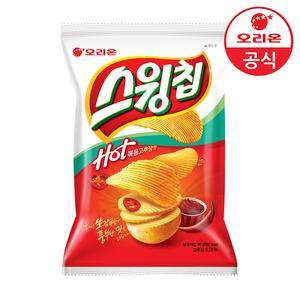 Orion Swing Chip Chilli (60g) - CoKoYam
