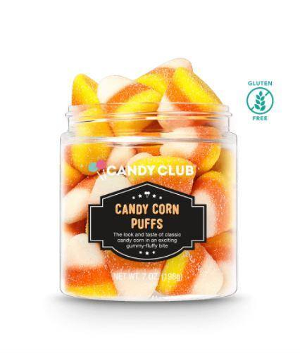 Candy Club Candy Corn Puffs - CoKoYam