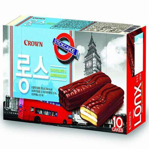 Crown Lonx Duo Cake (220g) - CoKoYam