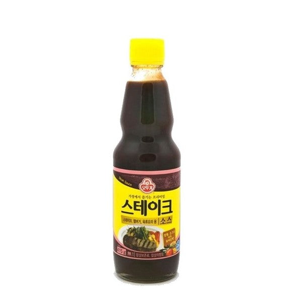 Ottogi Steak Sauce Bottle 415g Cokoyam