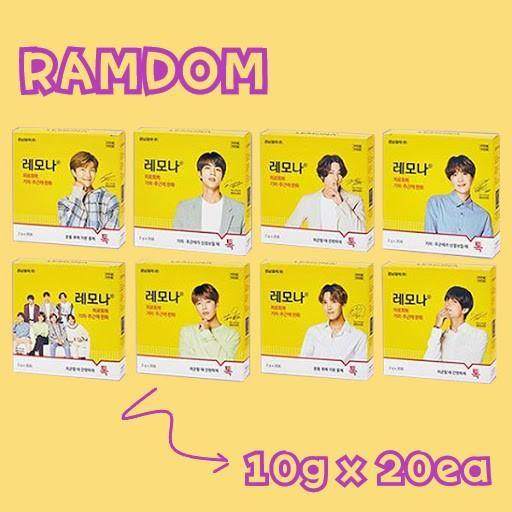 BTS Lemona Powder Pack - [Discounted Item] - CoKoYam