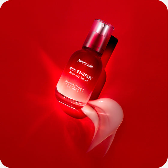 MAMONDE Red Energy Recovery Serum Set - Limited Edition - CoKoYam