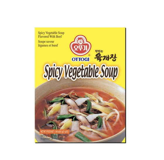 Ottogi Soup Spicy Vegetable Mix (42g) - CoKoYam