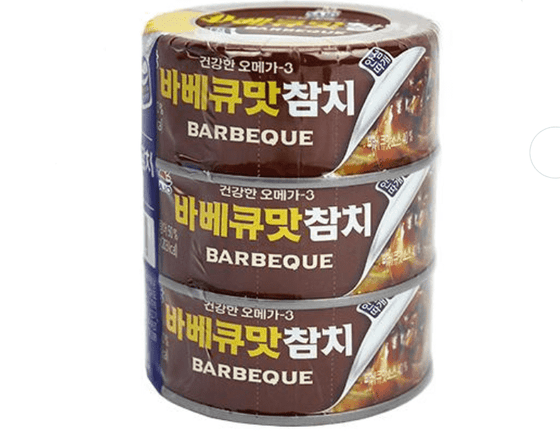 Sajo Canned Tuna Barbecue (150g, 3 x 150g) - CoKoYam
