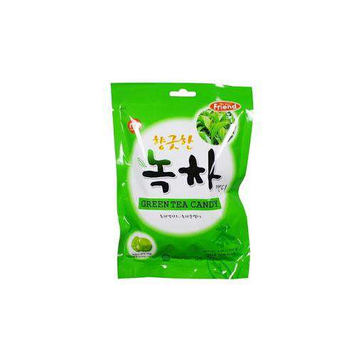 Mammos Green Tea Candy (100g) - CoKoYam