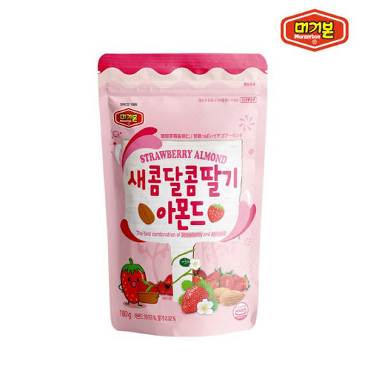 Murgerbon Strawberry Almond (180g) - CoKoYam