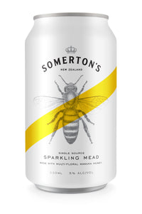 Somertons Sparkling Honey Mead