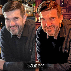 Gamer billede transformation