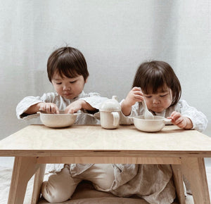 Sippy Cup Set - Oatmeal