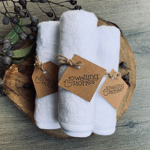BAMBOO WASH CLOTHS - 3 PACK