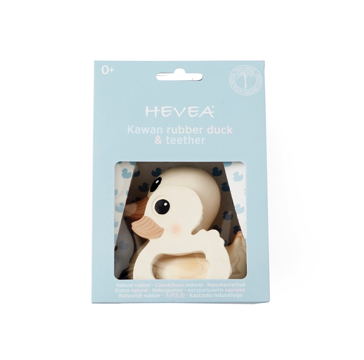 Kawan Rubberduck & Teether giftset