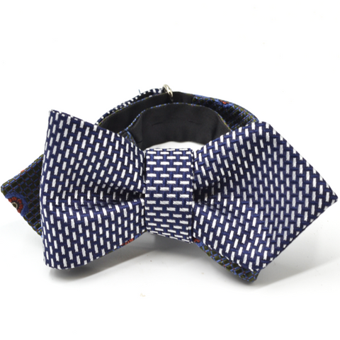 Foulard // Dash Reversible Bow Tie