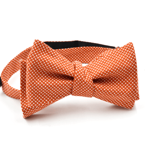 Diamond Plate Bow Tie