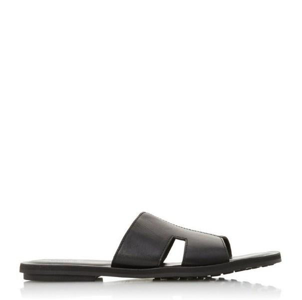 DUNE Cut Out Strap Sandal - houseofhighness