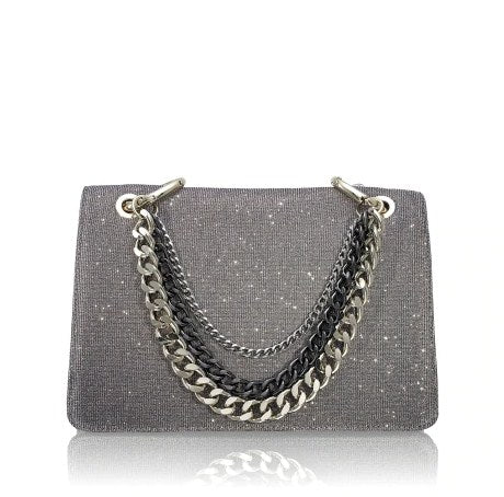 R&B Chain Shoulder Bag - houseofhighness