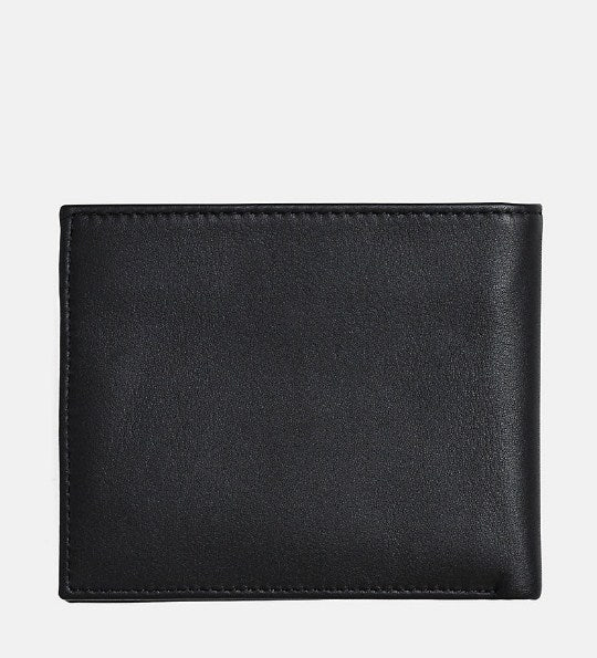 CK Logo Leather Wallet - houseofhighness