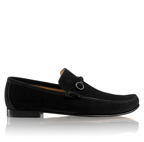 R&B Snaffle Trimmed Loafer - houseofhighness